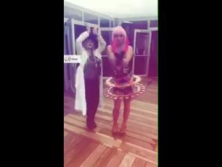 Christina Aguilera   Cirque du Soleil 2 (13 мая)