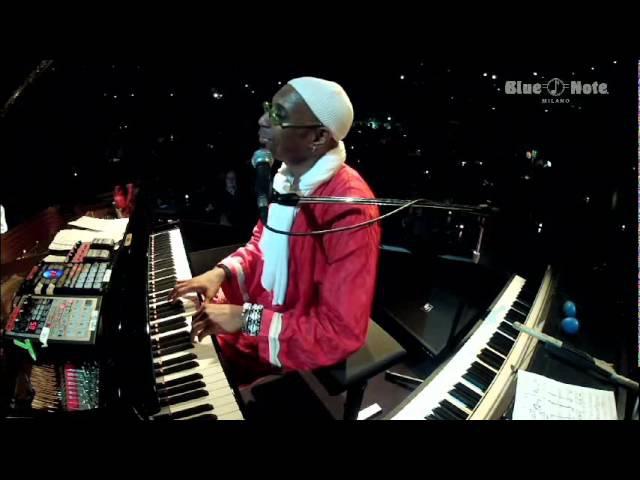 Paolo Fresu Omar Sosa Live @ Blue Note Milano 08-03-2012