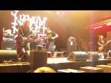 Napalm Death   - Suffer the Children in TeleClub  17.04.2017