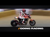 Keanu Reeves and Arch Motorcycle Co. -- /GOING RACING WITH ADAM CAROLLA