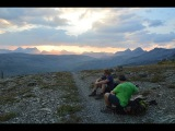 Backpacking Glacier National Park: 7 Day Belly River, Stoney Indian, Fifty Mountain, Ptarmigan Loop