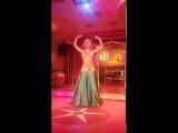 Oryantal Didem at Sultana's Dinner and 1001 Nights Show