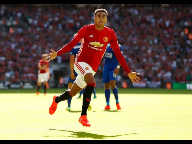 Manchester United vs Leicester City 2-1 ● Goals Highlights ● FA Cup Community shield 2016