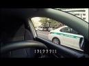 Автомобиль едет без водителя в Алматы!