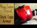 Honey Lemon Costume Tutorial - Ducktape Foam Armor