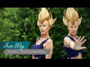 Iron Wig Contest 2016 - Round4 Vegeta Dragonball JakCosplay