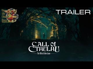 Call Of Cthulhu - Depths of Madness Trailer 2017 [Зов Ктулху - Трейлер 2017]