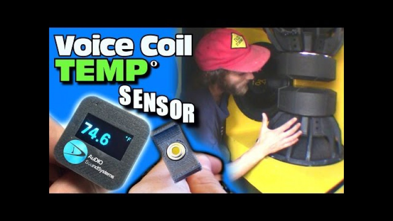 Subwoofers Getting Too HOT? Installing VCi-1 Voice Coil Termperature Sensor | How To Install Wire