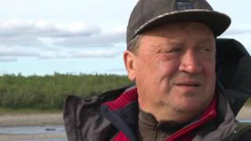 Анатолий Полотно - Вниз по Лене по реке