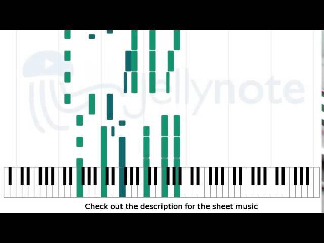 Gate 21 - Serj Tankian [Piano Sheet Music]