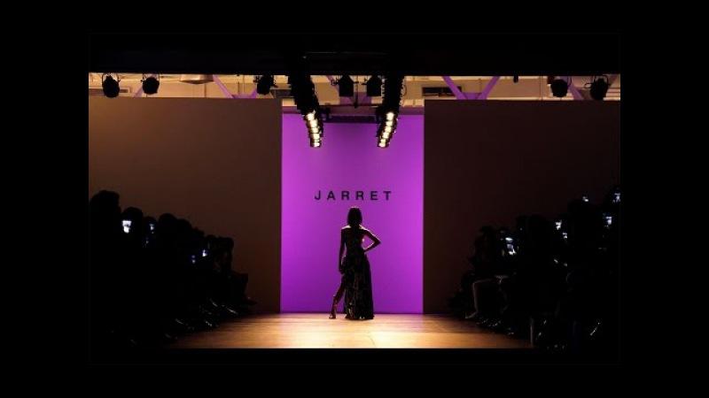 Lia Kim / Purple Cloud - traila $ong / Freestyle Performance at Jarret NYFW 2017 f/w Show