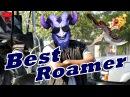 Рики vs 5 раков! Лучший роумер в доте унижает паб. Best Roamer. Дота 2 монтаж.