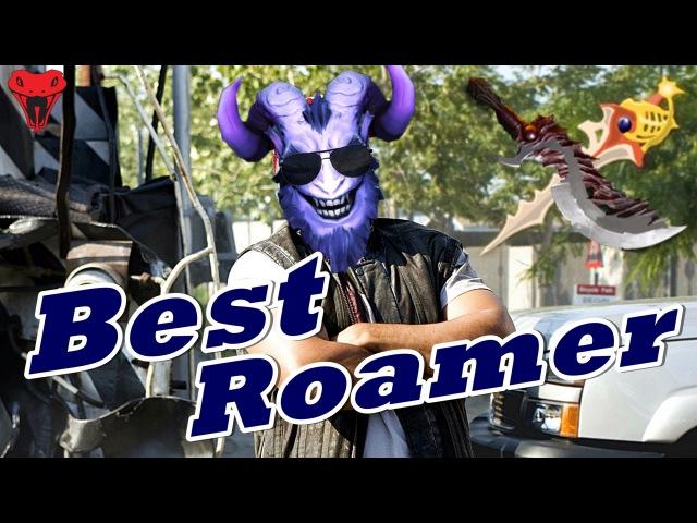 Рики vs 5 раков! Лучший роумер в доте унижает паб. Best Roamer. Дота 2 монтаж. » Freewka.com - Смотреть онлайн в хорощем качестве