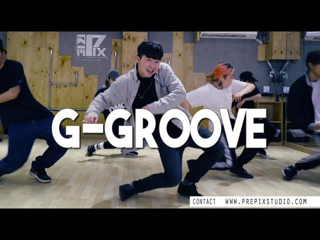 ShashU - G Groove | Poppin - Feelin @PREPIX STUDIO | Danceproject.info