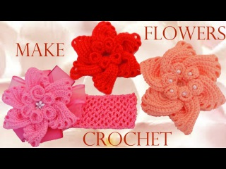 😍 Haz crea y diseña tus accesorios a crochet - Create and Make your crochet knitting accessories