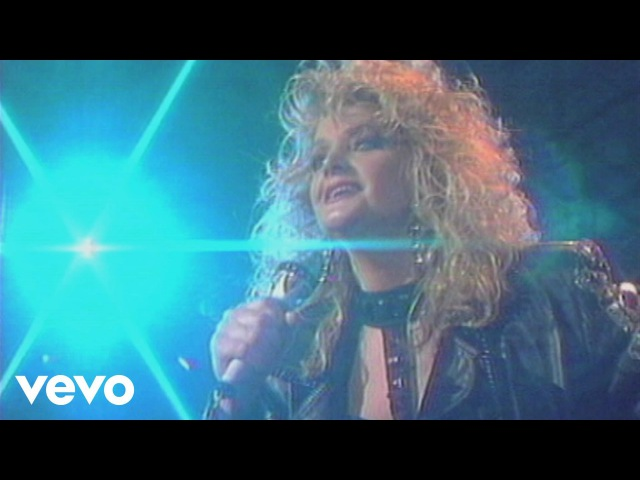 Bonnie Tyler - Race To The Fire (Peters Popshow 05.12.1992)