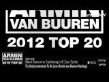 Armin van Buuren's 2012. Top 20