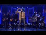 Chris Brown - Zero ( Live at The Tonight Show starring Jimmy Fallon)