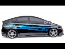 Toyota Prius Tekked Out by Clint Bowyer Team '10 2012