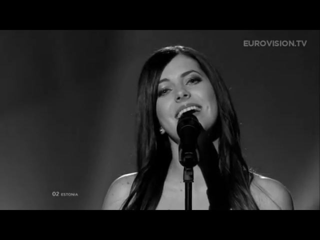 Birgit - Et Uus Saaks Alguse (Eurovision 2013 Estonia, финал)