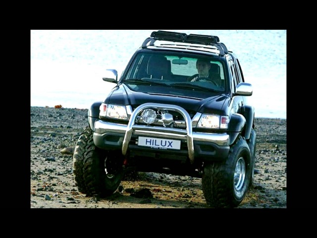 Arctic Trucks Toyota Hilux Double Cab AT38 '2001–05