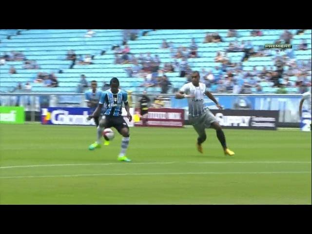 1º Gol do Grêmio - Miller Bolaños - Grêmio x Veranópolis - Gaúcho 2017 - 08/04/2017