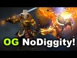 OG vs No Diggity! - Heavy Siege - DreamLeague 5 Dota 2