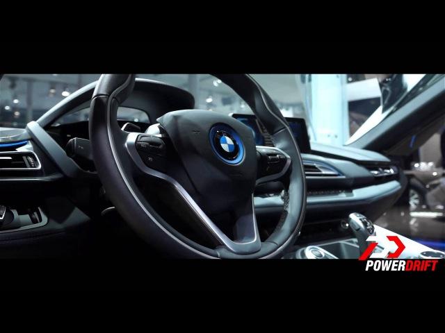 BMW i8 : First Look : PowerDrift