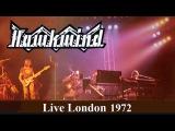 HAWKWIND - Live London 1972