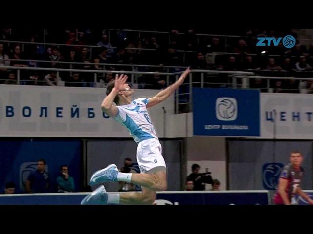 Мастер-класс. Евгений Сивожелез . Как правильно подавать в волейболе / How to serve in volleyball