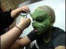 Grinch make up