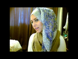 how to wear cute summer hijab tutorial and measly outfit of the day!