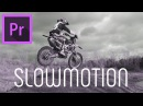SMOOTH SLOW MOTION tutorial for Adobe Premiere Pro NO plug ins required