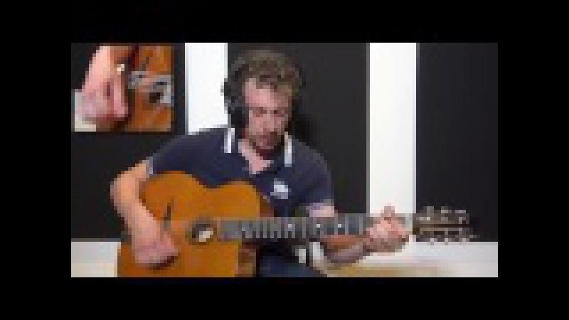 Adrien Moignard - Gypsy Jazz Chord Solo - All Of Me