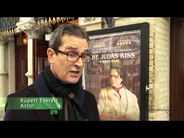 Rupert Everett in Dublin