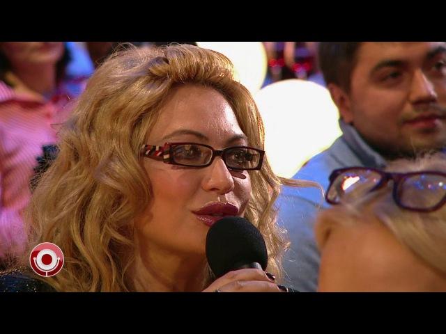 Наталья Лапина в Comedy Club (27.02.2015) из сериала Камеди Клаб смотреть бесплатно видео онлайн.