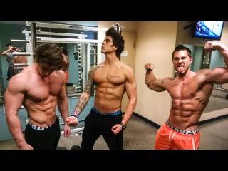 Менс физик мотивация. Красивые тела от мужчин фитнес моделей!