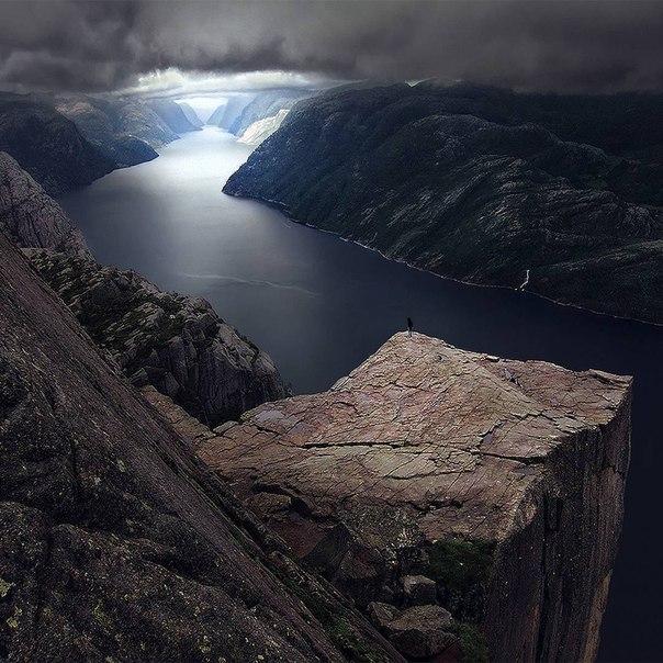 Роскошные пейзажи Норвегии 95Q7fUQGfMo