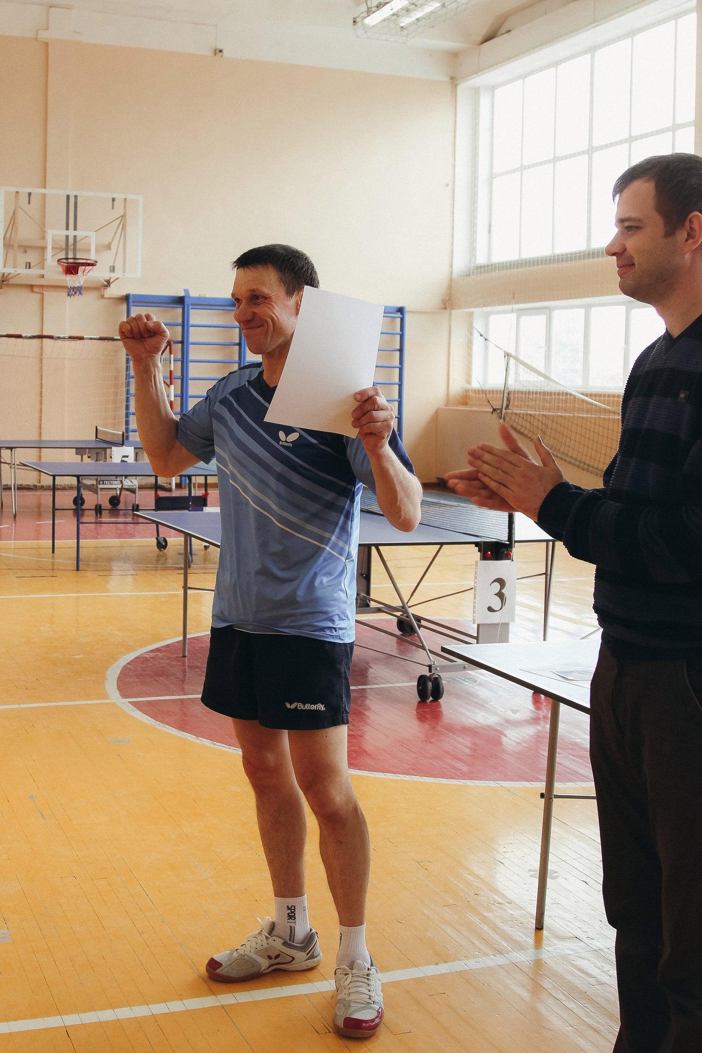 теннис, Чайковский, 2017 год
