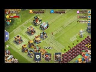 Битва Замков Ролл Легендарных Героев # 9