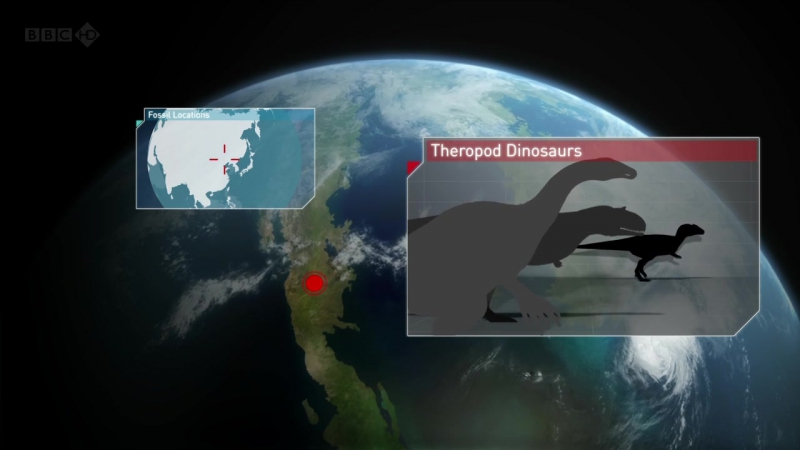 BBC Planet Dinosaur 6of6 The Great Survivors HDTV