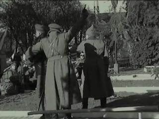 налётъ на станцiю Мценскъ въ 1919г