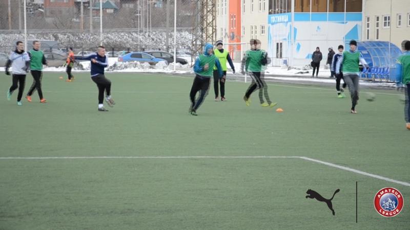 Обзор Зимнего Чемпионата Amateur League SZR 19.03