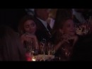 MKA's reaction to the Fuller House joke at the CFDA Fashion Awards