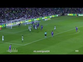 Бетис 1:6 Реал Мадрид | Испанская Примера 2016/17 | 8-й тур | Обзор матча