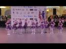 Фестиваль Дети танцуют.Первое выступление наших девочек.