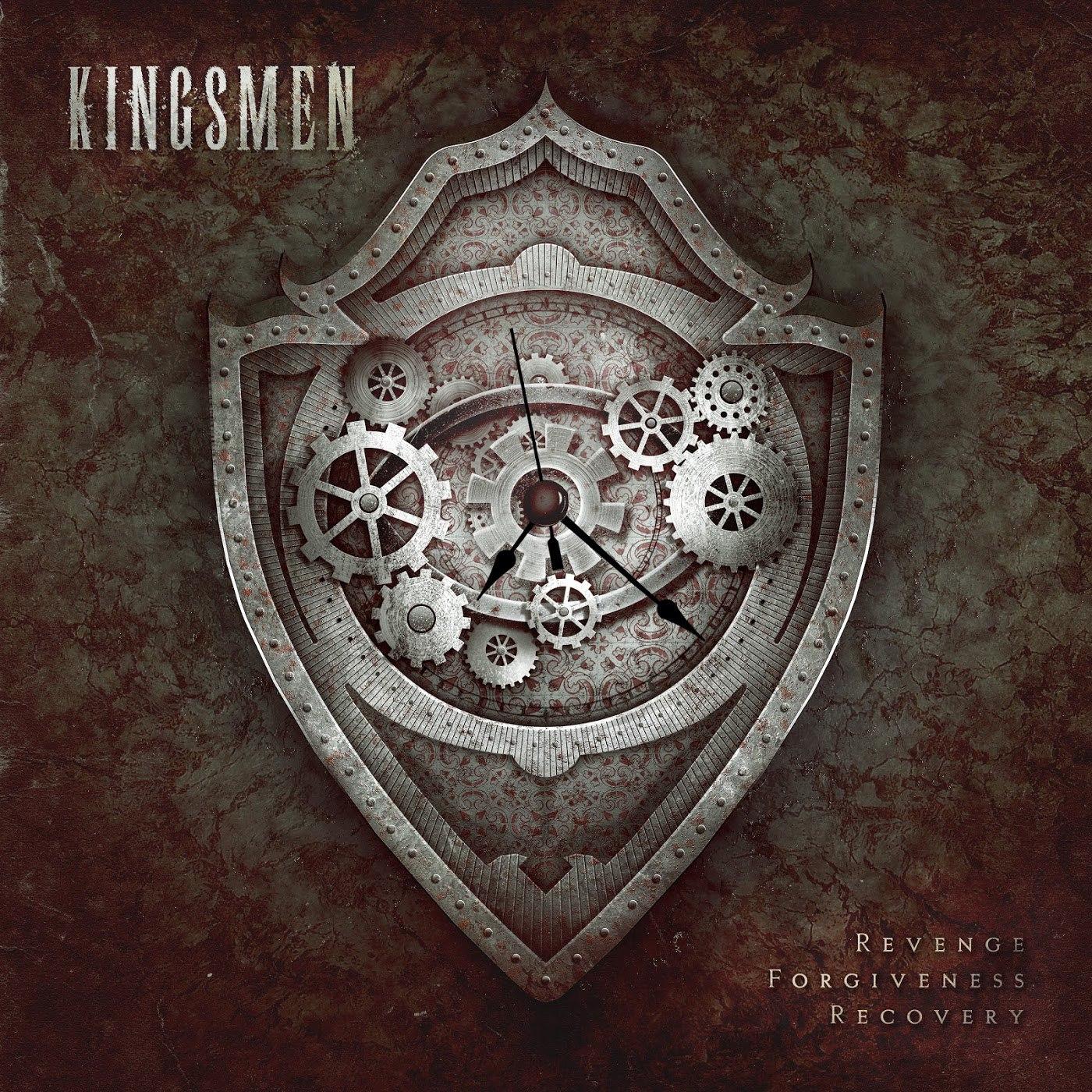 Kingsmen - Revenge, Forgiveness, Recovery [EP] (2017)
