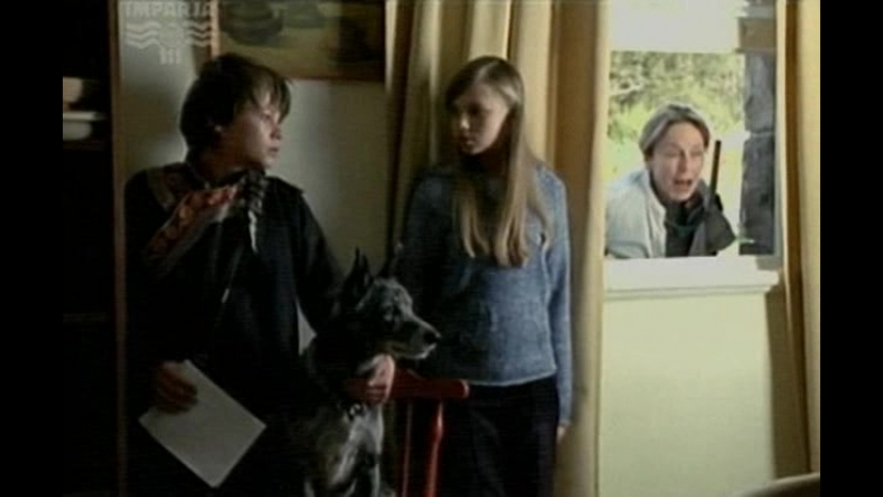Т/С Собака по имени Снобз 21 серия (2003г)