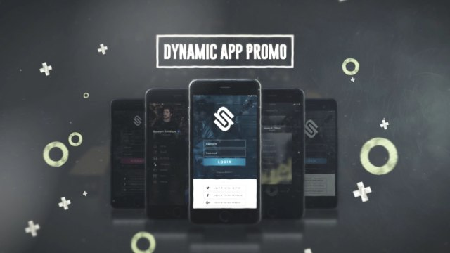 dynamic app promo mobile envato videohive after effects templates. Black Bedroom Furniture Sets. Home Design Ideas