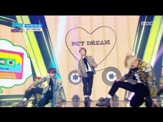 170218 NCT DREAM - My First and Last @ Music Core